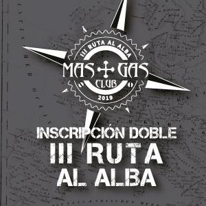 Inscripción Con Acompañante A Ruta Al Alba