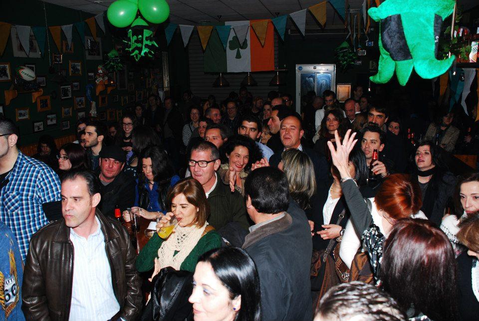 Fiesta Irlandesa 13 1