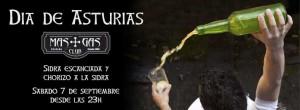 Día de Asturias en Mas Gas Club